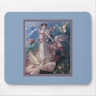 Rose Blossom Mouse Pad