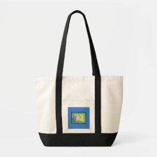 Rose blue Bag