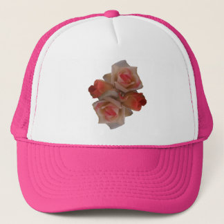 Rose Bouquet Trucker Hat
