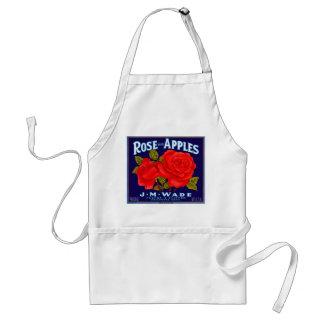 Rose Brand Apples Standard Apron