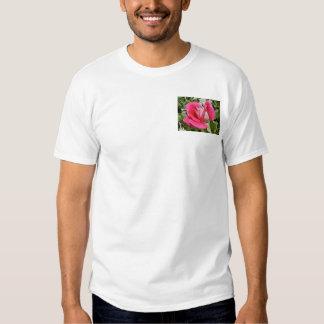 Rose - Brilliant Pink Iceberg Shirt