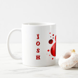 rose bubble artists mug