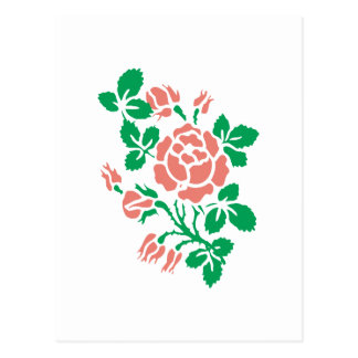 Rose Buds Post Cards
