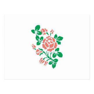 Rose Buds Postcard
