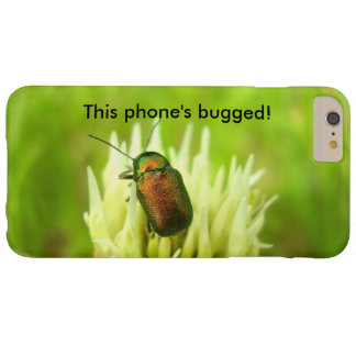 Rose Chafer Bugged iPhone case