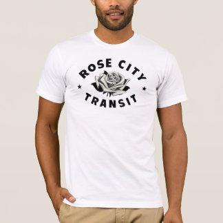 Rose City Transit Throwback T-Shirt