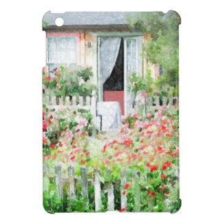 Rose Cottage Case For The iPad Mini