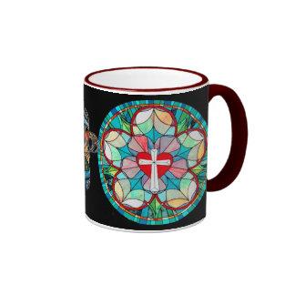 Rose & Cross Mug
