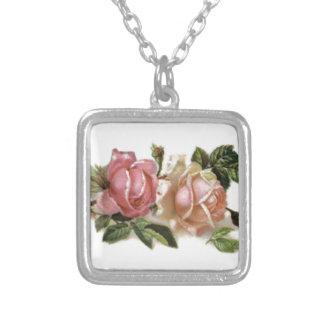 Rose Design Pendants