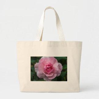 Rose drops large tote bag