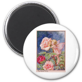 Rose Fairy Magnet