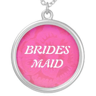 Rose Fantasy BRIDAL Custom Necklace