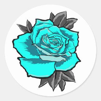 rose flash sticker