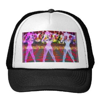 Rose Floor Dancers Hat