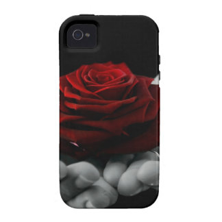 Rose Flower of Love iPhone 4 Case