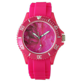 Rose flower watch