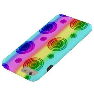 rose fusion tough iPhone 6 plus case