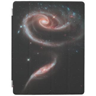 Rose Galaxy iPad Cover