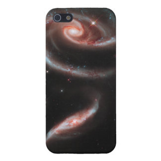 Rose Galaxy iPhone 5/5S Cover