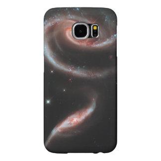 Rose Galaxy Samsung Galaxy S6 Cases