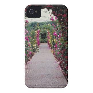 Rose garden & arch. Case-Mate iPhone 4 cases