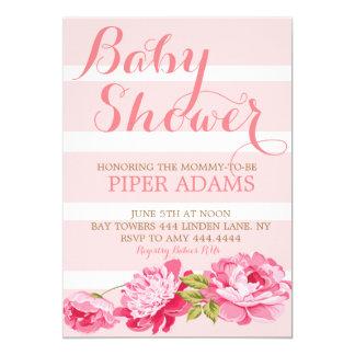 Rose Garden Baby Shower Invitation