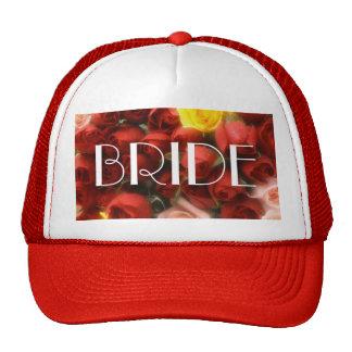 Rose Garden Bride Cap [1A]