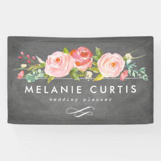 Rose Garden Floral Business Banner