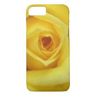 Rose Garden Flower Mini Yellow iPhone 7 Case