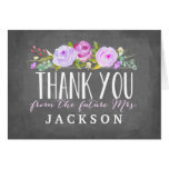 Rose Garden | Purple | Thank You Card