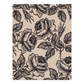Rose Garden | Rustic DIY Envelopes Liner 21.5 Cm X 28 Cm Flyer