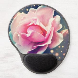 Rose Gel Mouse Pad