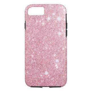 Rose Glitter Shine Look iPhone 8/7 Case