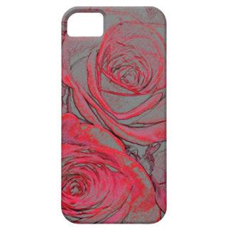 Rose Glow iPhone 5 Case-Mate Case