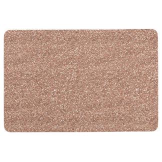 Rose Gold Floor Mat