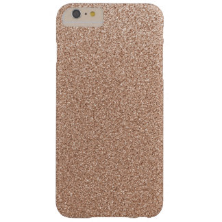 Rose Gold Glitter Sparkly iPhone Case