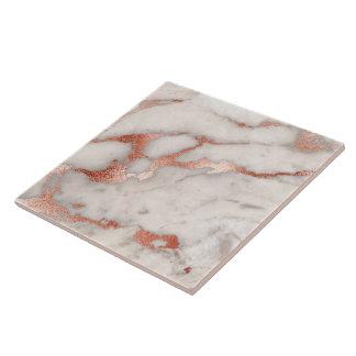 rose gold grey marble ceramic tile
