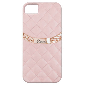 Rose Gold ID Phone Case