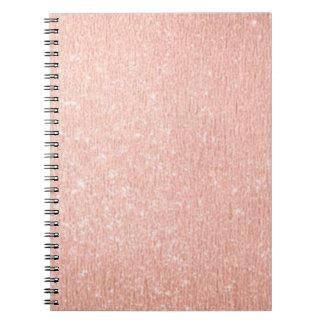 Rose Gold NoteBook