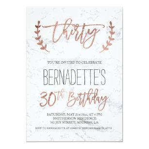 30th birthday invitations zazzle com au