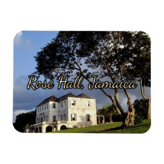 Rose Hall, Montego Bay, Jamaica Magnet