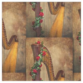 Rose Harp Fabric