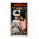 Rose Hill, 'Read that last line over again' Post Cards