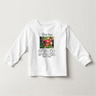 Rose hips toddler shirt