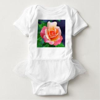 Rose in Full Bloom Baby Bodysuit