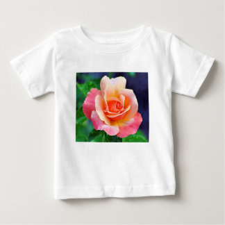 Rose in Full Bloom Baby T-Shirt