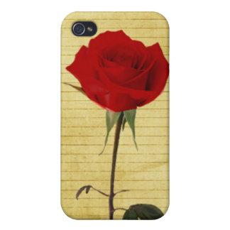 Rose iPhone 4 Case