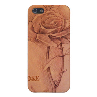 Rose iPhone 5 Covers