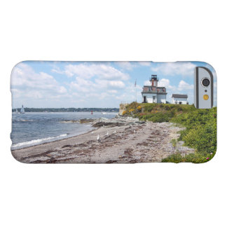 Rose Island Lighthouse, Rhode Island Barely There iPhone 6 Case