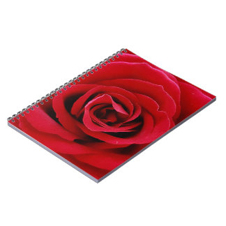 Rose Journal Note Book